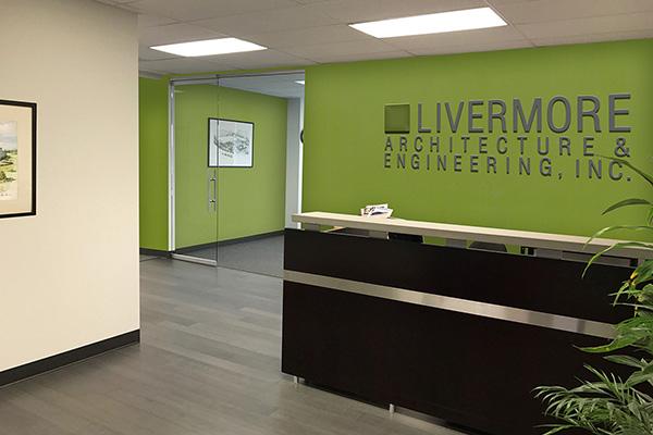 Livermore Architecture & Engineering, Inc. Relocates to New Office