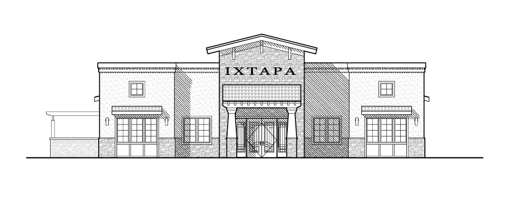 Ixtapa Restaurant in for Permit